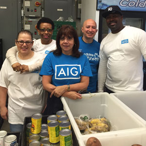 New York Common Pantry Receives Grant From Aig New York Common